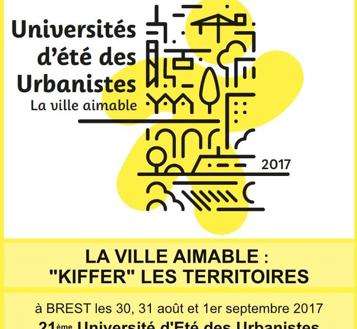 Université d'été 2017 à Brest – Vidéo