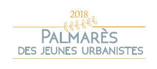 Appel à candidatures palmarès des jeunes urbanistes 2018