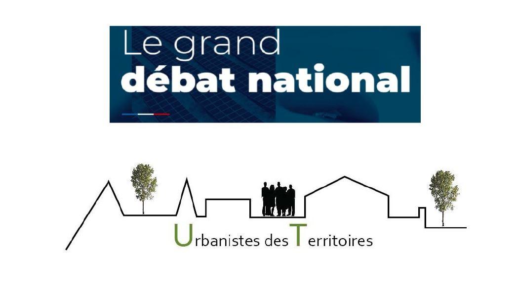 Contribution d'UT au grand débat national