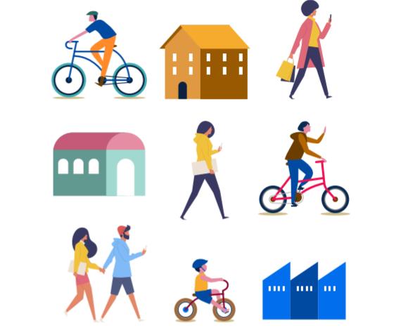 A pied à vélo bien dans ma ville – 17 & 18 septembre à Dijon