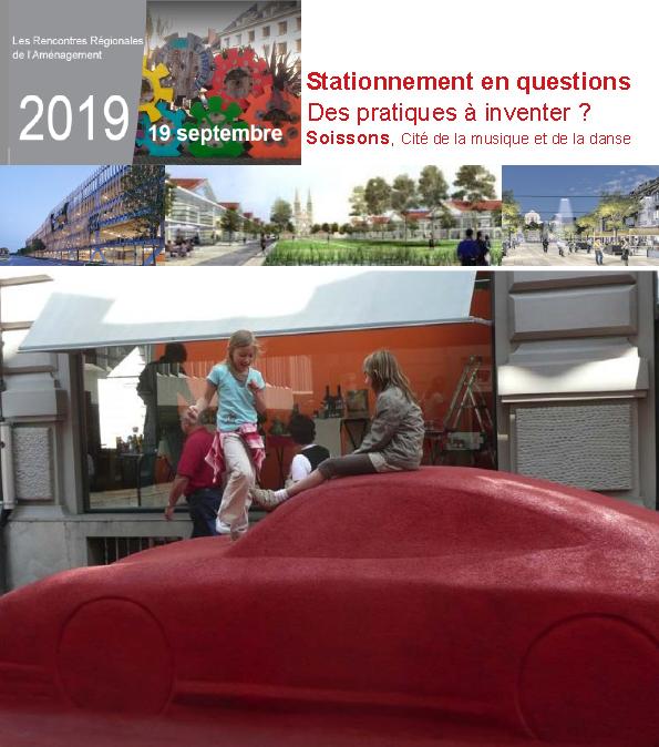 Stationnements en questions: des pratiques à inventer ? Jeudi 19 septembre à Soissons